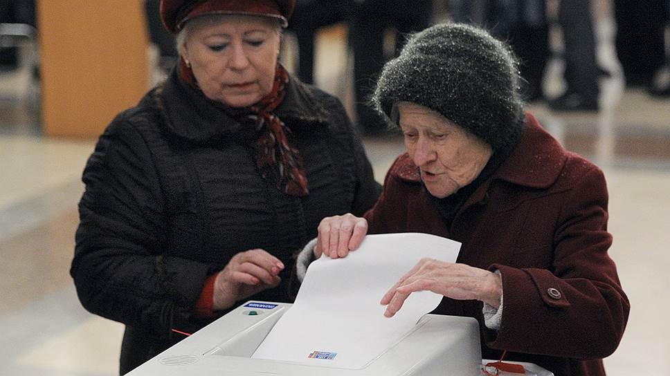Центризбирком готовит технику к выборам