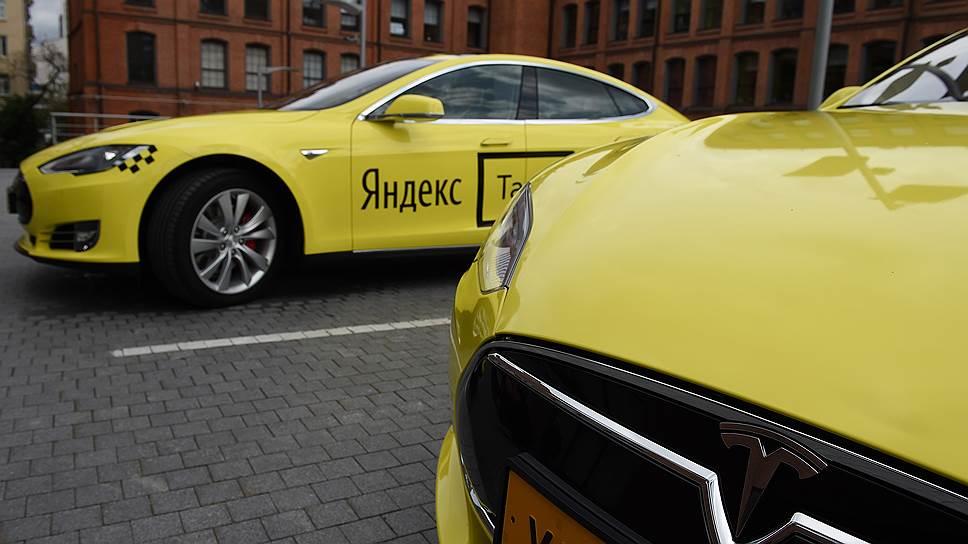 Как «Яндекс» взбодрит таксистов