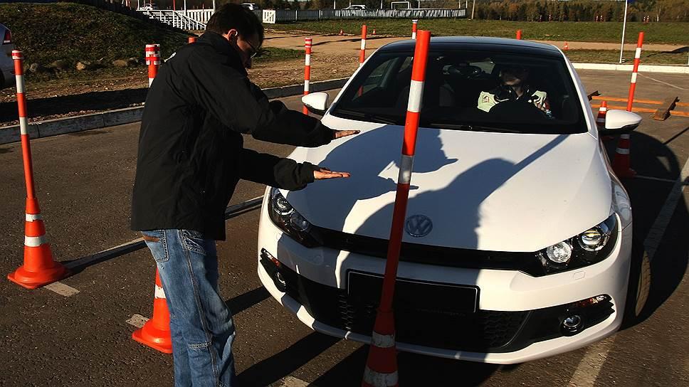 ГИБДД зафиксировала снижение качества подготовки водителей