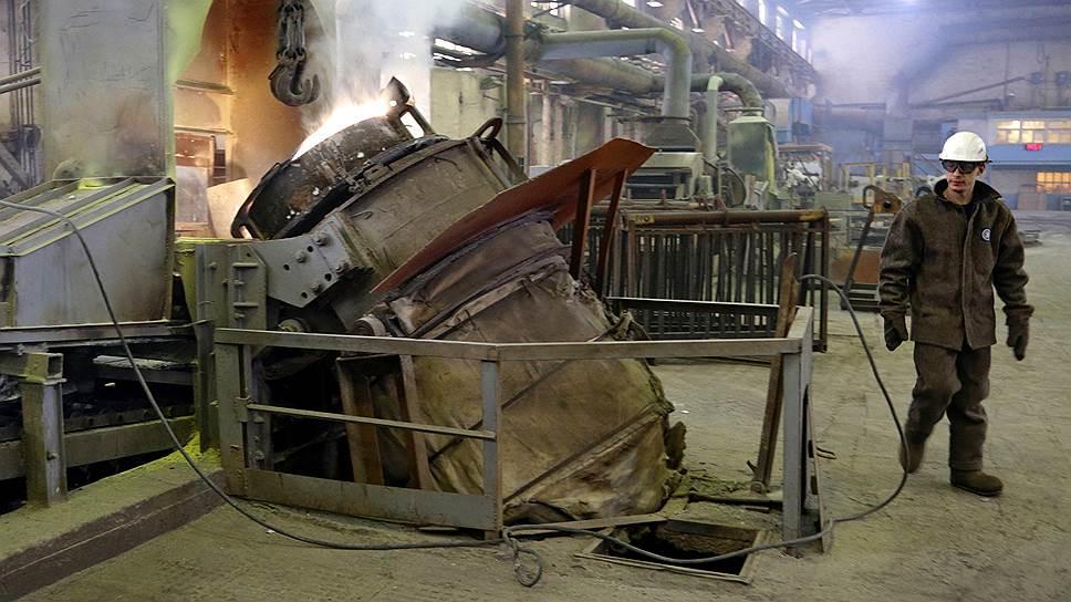 В феврале 2017 года, согласно сводке Росстата, в промышленность вернулся спад