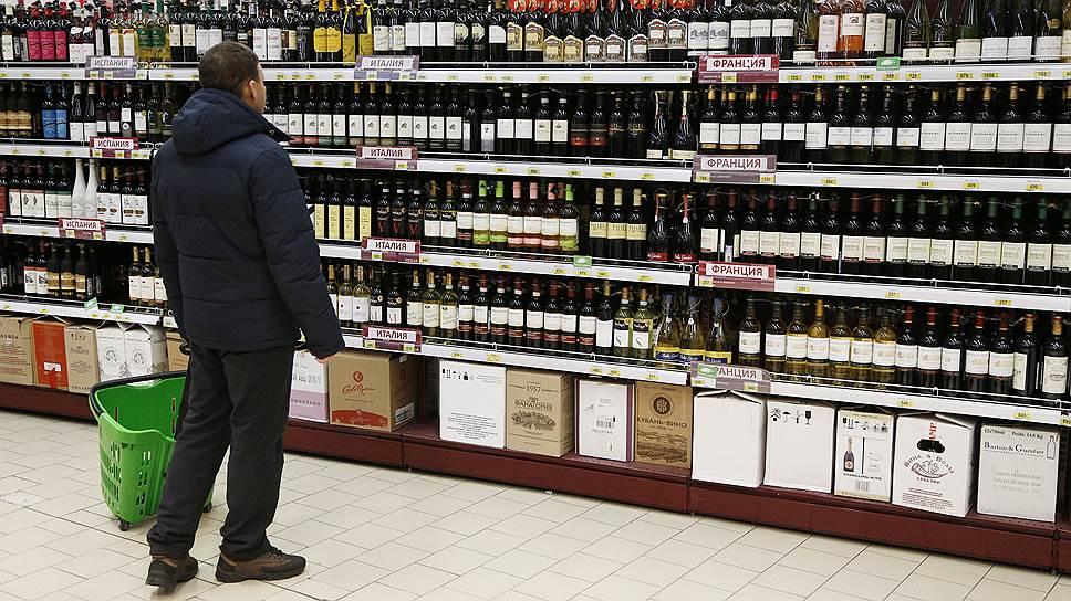 Как импортному алкоголю не хватало акцизных марок