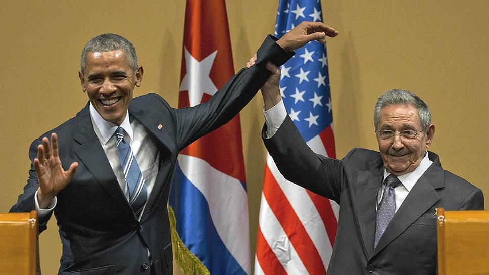 Почему не произошла перезагрузка отношений Кубы и Америки