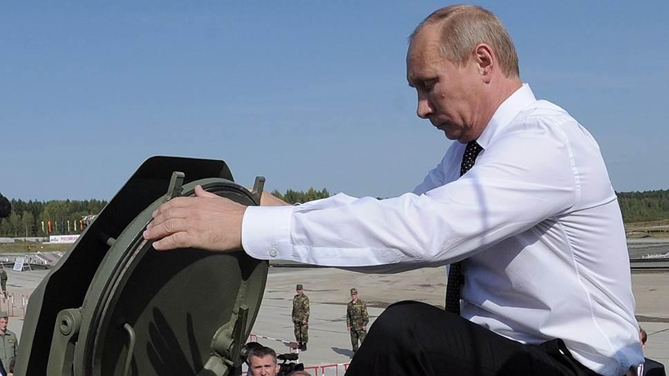 Почему экспорт российской военной техники бьет рекорды