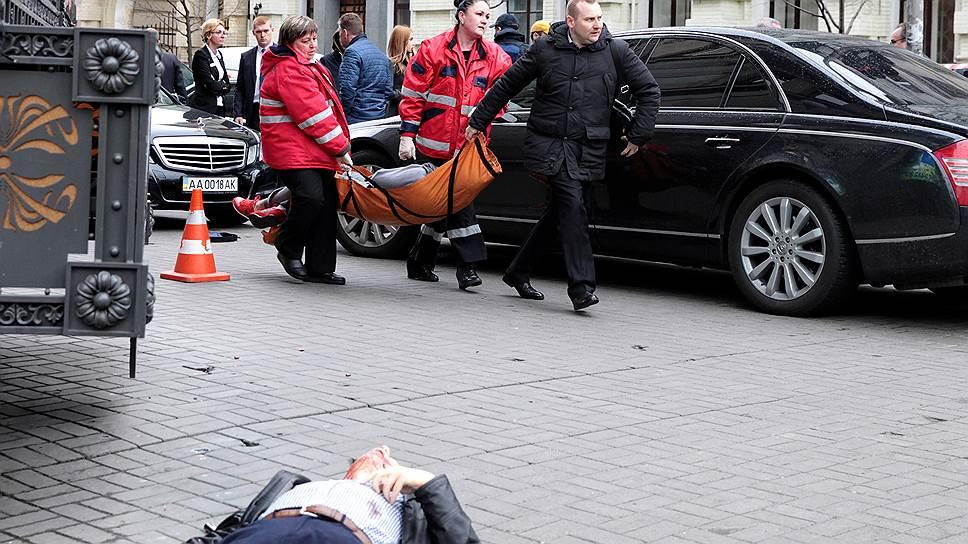 Кто убил Дениса Вороненкова