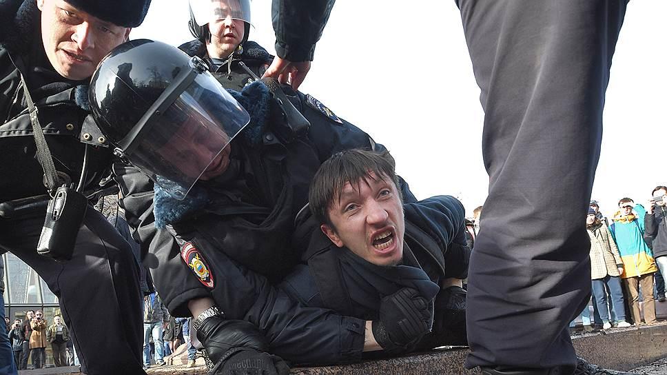 Почему состав участников акции 26 марта в Москве сильно помолодел