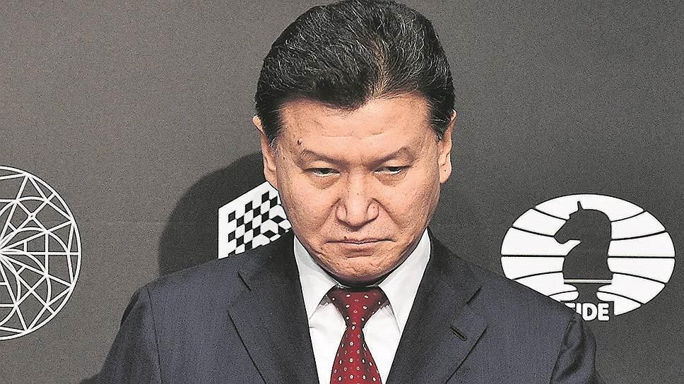 Кирсан Илюмжинов считает сообщение о своей отставке с поста президента FIDE «происками Американской шахматной федерации»