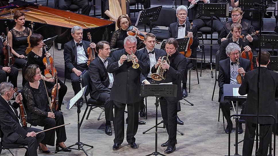 Программа «Золотые трубы» стала хитом Транссибирского арт-фестиваля