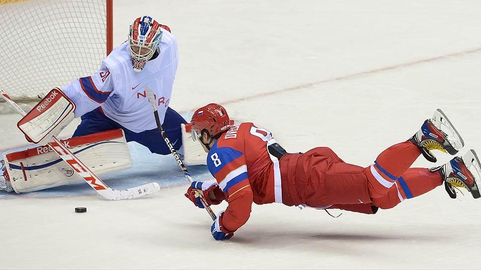 Форвард «Вашингтон Кэпиталс» Александр Овечкин (№8) намерен сыграть за сборную России в Пхёнчхане вне зависимости от того, каким будет исход переговоров между НХЛ и МОК