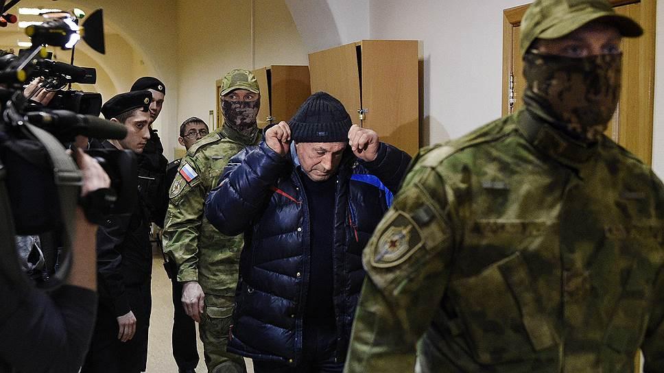 Как арестовали бывшего главу Удмуртии