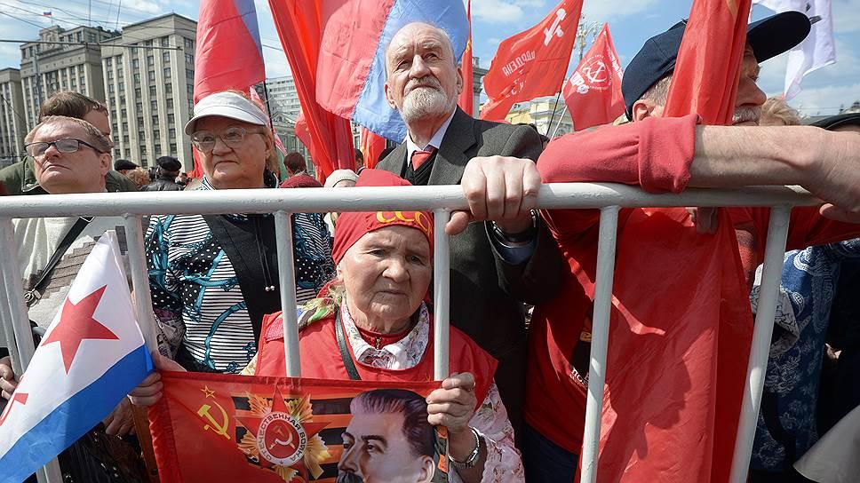 Коммунисты готовы отстаивать право на беспрепятственные встречи с избирателями в Конституционном и Европейском судах