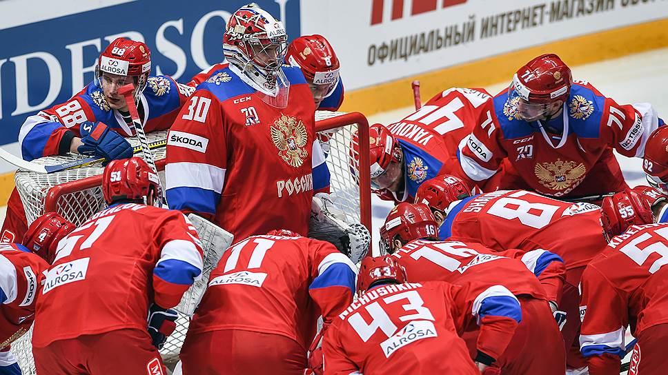 Федерация хоккея России ради Олимпиады намерена вернуть игроков из НХЛ