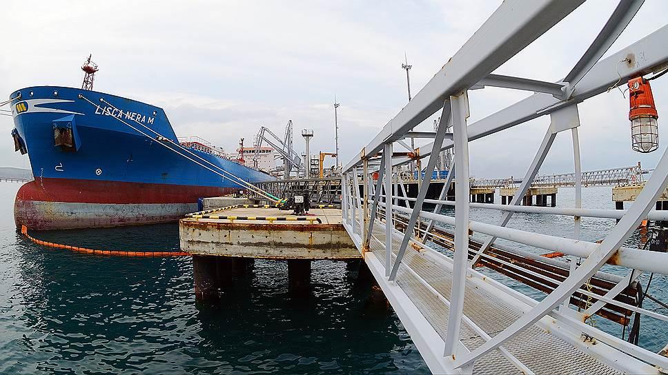 Электросети для сухогрузного района порта Тамань построят за счет частных инвестиций