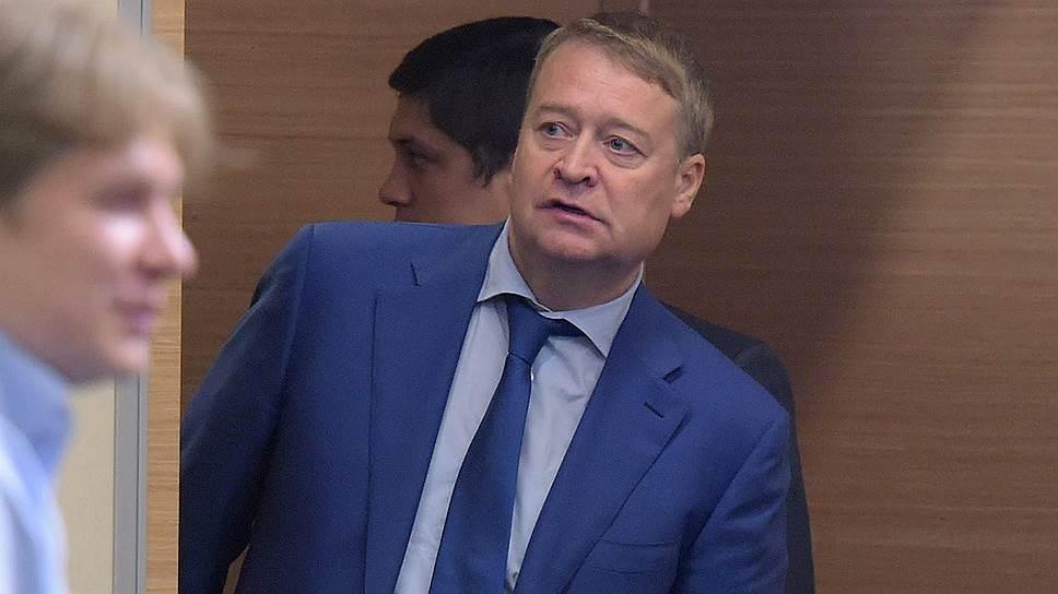 Как Леонид Маркелов объявил о желании покинуть пост губернатора