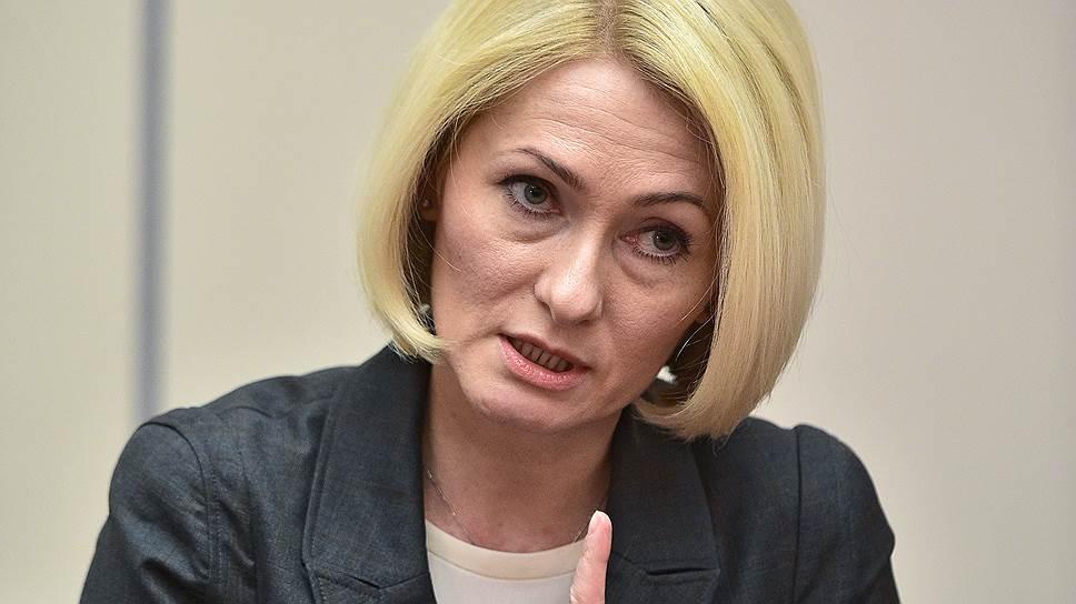 Глава Росреестра Виктория Абрамченко об учете и регистрации недвижимости