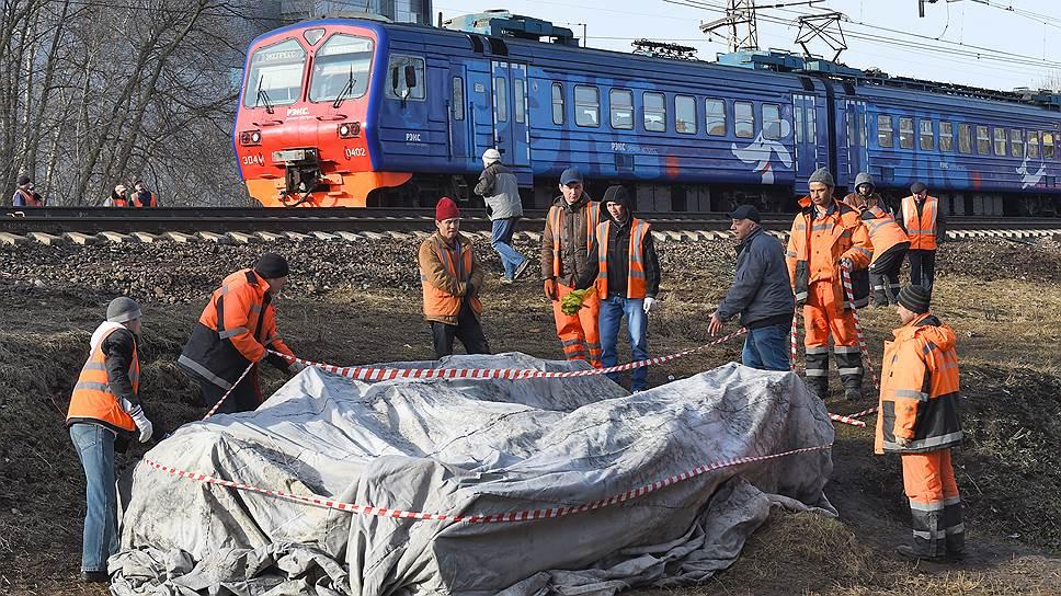 Как СКР определился с основной версией столкновения поездов в Москве