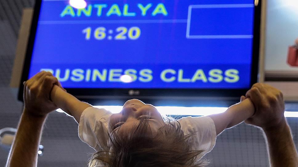 Почему Росавиация может запретить чартерные рейсы на турецкие курорты