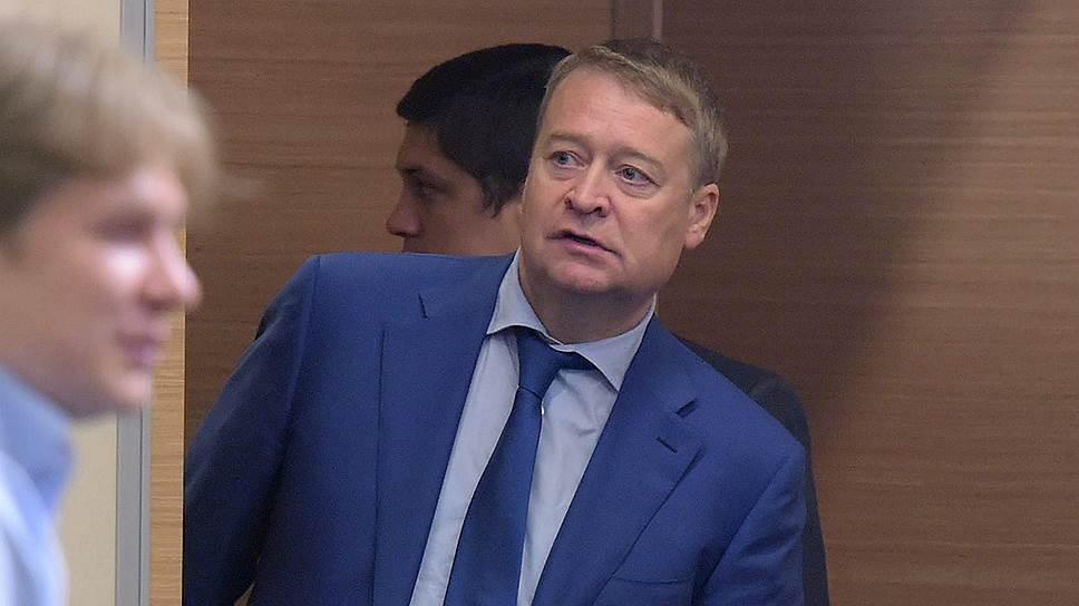 Как следственный комитет задержал недавно отправленного в отставку главу Марий-Эл