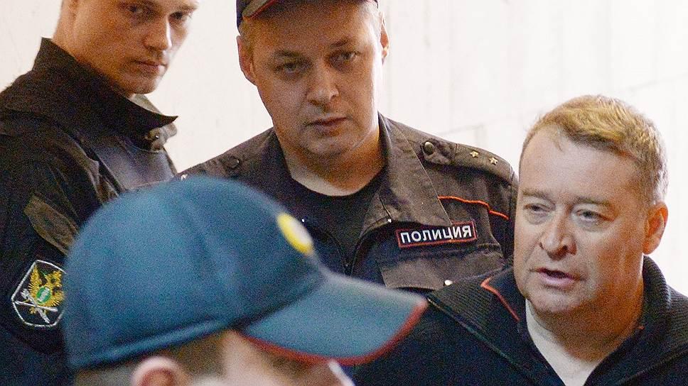 Леонид Маркелов полагает, что не выживет в СИЗО