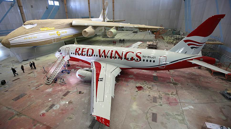 Для Sukhoi Superjet 100 государство найдет место на авиарынке за МКАД