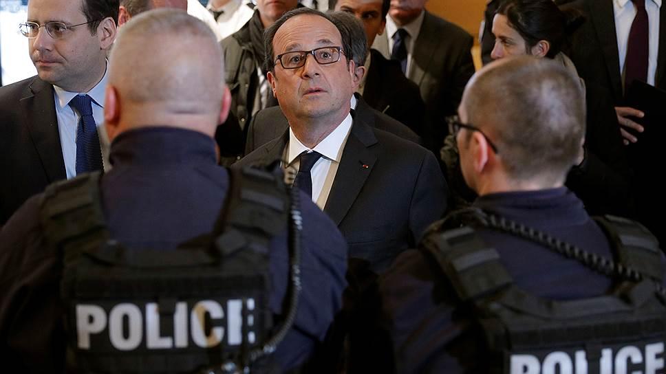 Как французские выборы переключились на теракт