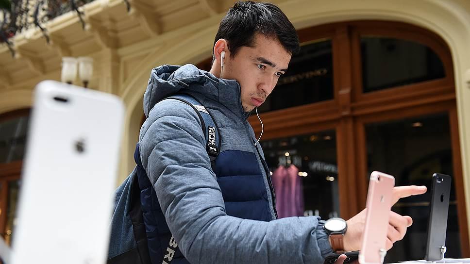 Samsung и Apple увеличили долю рынка смартфонов