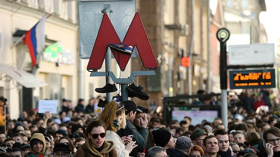 Как в ЕСПЧ была подана первая жалоба по задержаниям на несанкционированном митинге против коррупции