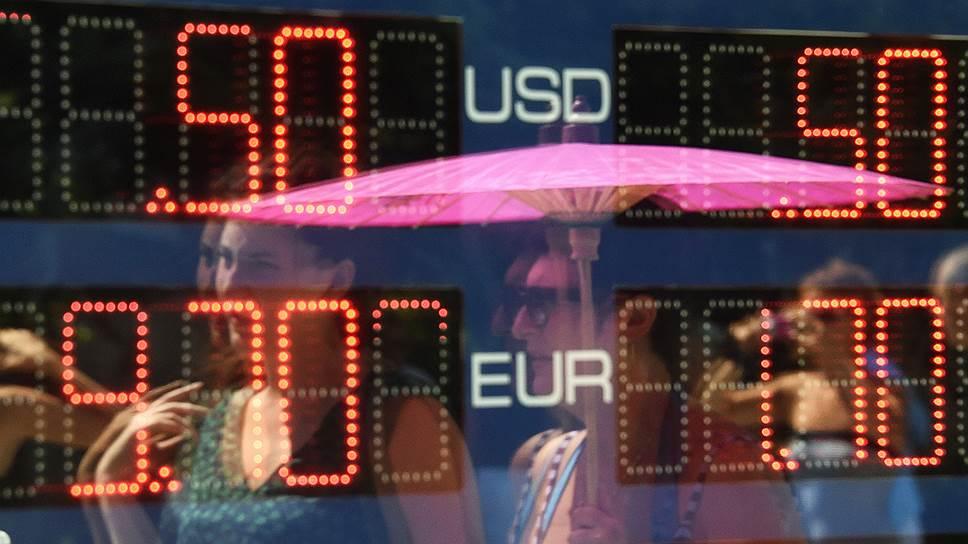 Что влияет на курс рубля