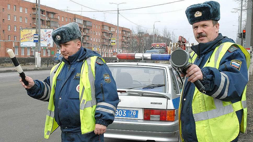Рядовым инспекторам доверен ограниченный набор действий с радаром