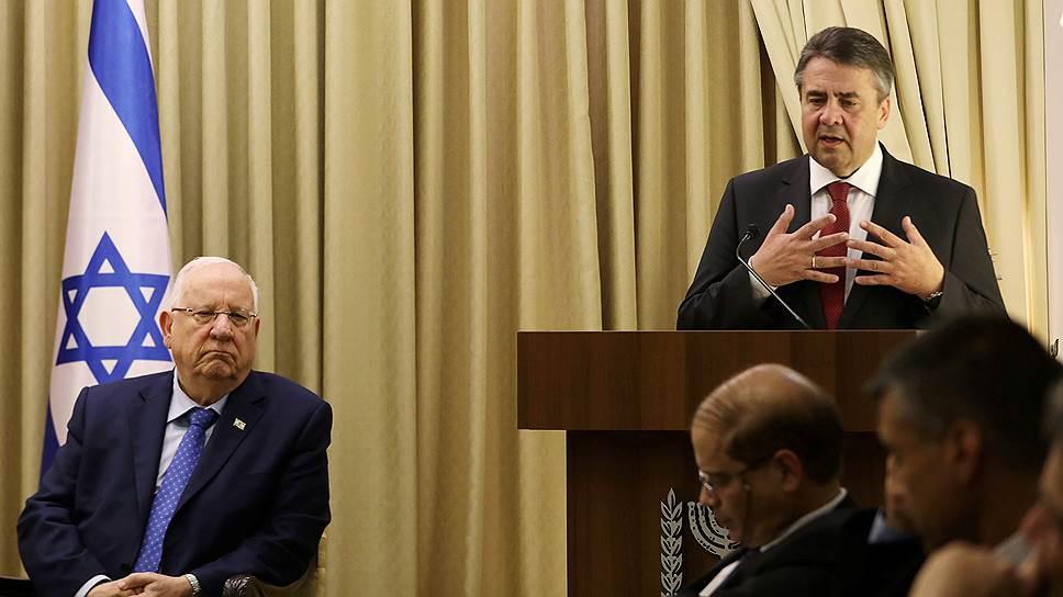 Почему Биньямин Нетаньяху отменил встречу с министром иностранных дел Германии