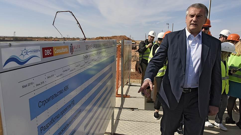 Почему в Крыму ввели мораторий на капитальное строительство