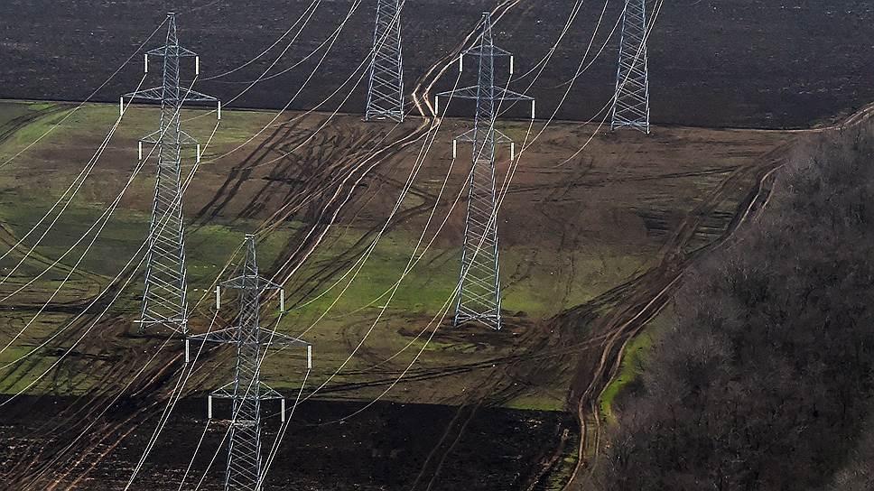 Как электроэнергию для ЛНР списали с ФСК