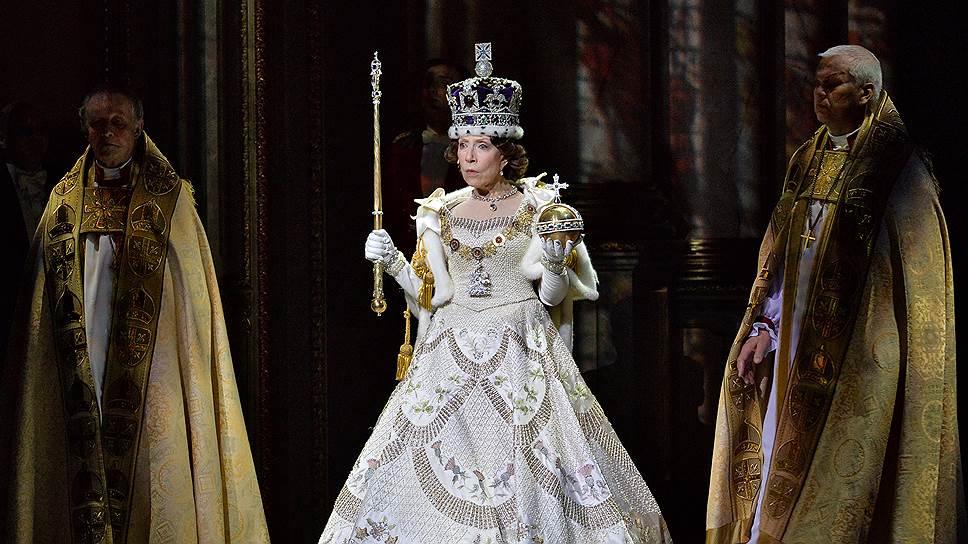В декорациях и костюмах московской «Аудиенции» неплохо смотрелись бы и реальные прототипы героев пьесы
