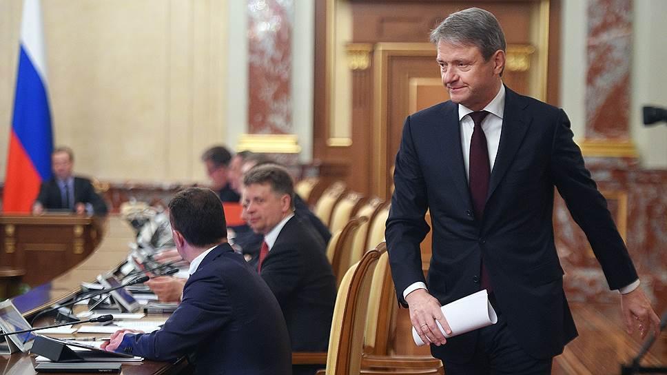Глава Минсельхоза Александр Ткачев нашел для Белого дома новые аргументы в пользу дополнительного финансирования АПК