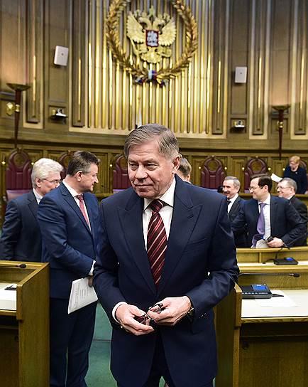 Вячеслав Лебедев с коллегами предложили законодателям оптимизировать отдельные судебные процедуры