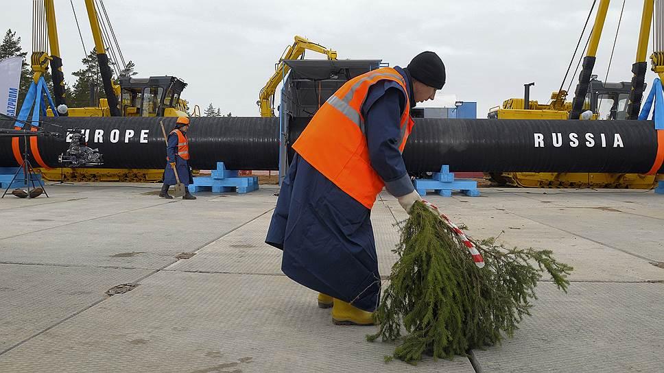 Энергополитические угрозы не поколебали положения «Газпрома» в Европе