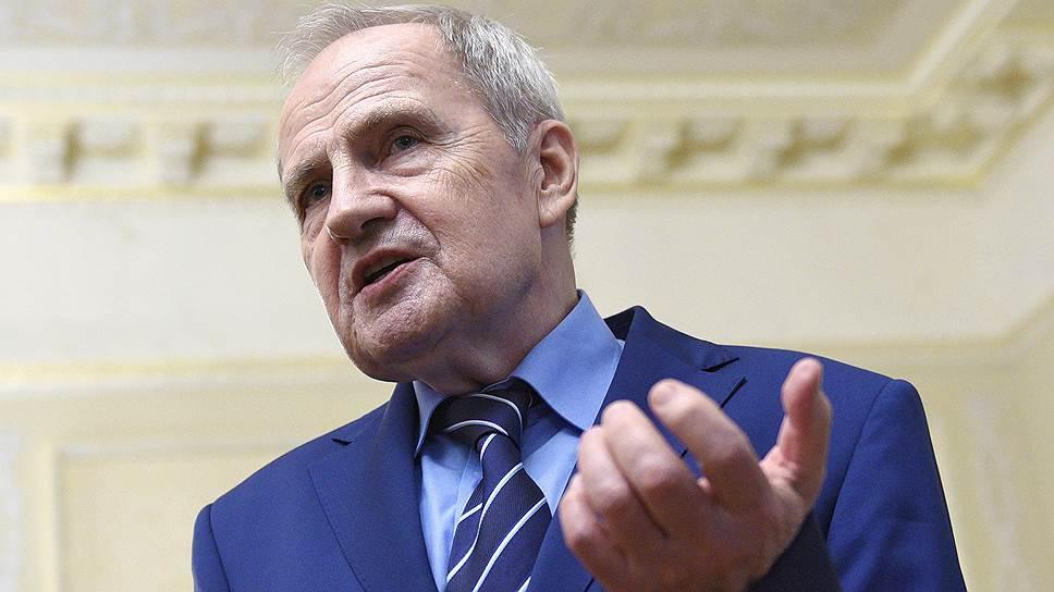 Валерий Зорькин дал несколько рекомендаций по борьбе с терроризмом