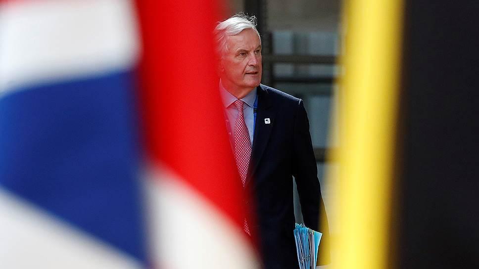 Евросоюз согласовал приоритеты на переговорах с Британией