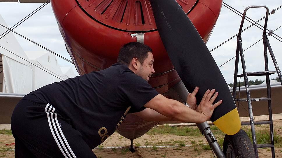 Этим летом значительная часть малой авиации России может больше месяца простоять на приколе из-за Кубка конфедераций