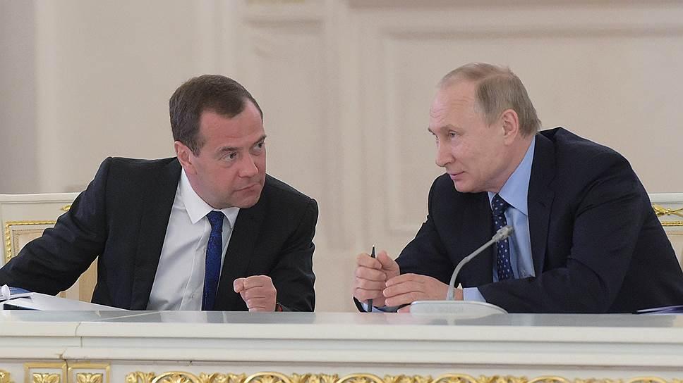 Дмитрий Медведев получил от Владимира Путина добро на временное решение проблемы аварийного жилья, пока Белый дом ищет способ наладить его переселение на постоянной основе