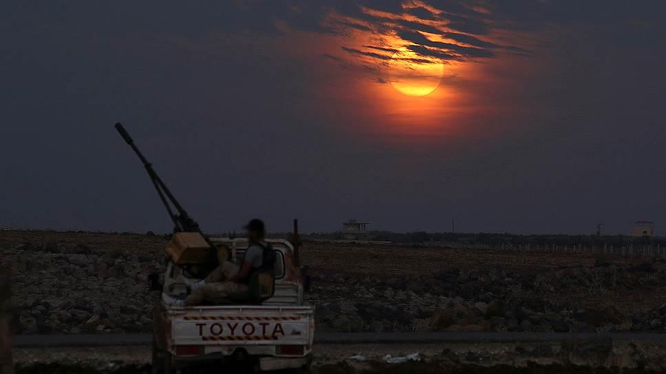 Где будут располагаться зоны деэскалации в Сирии