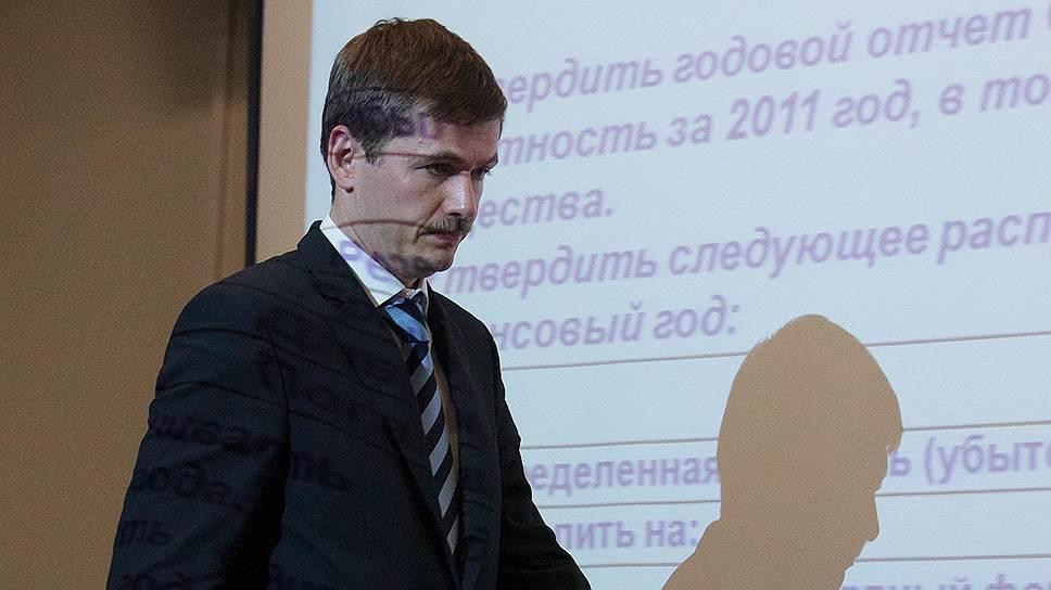 Экс-глава «Ленэнерго» Андрей Сорочинский получил четыре года колонии за то, что разместил деньги компании в банке, который не смог их вернуть