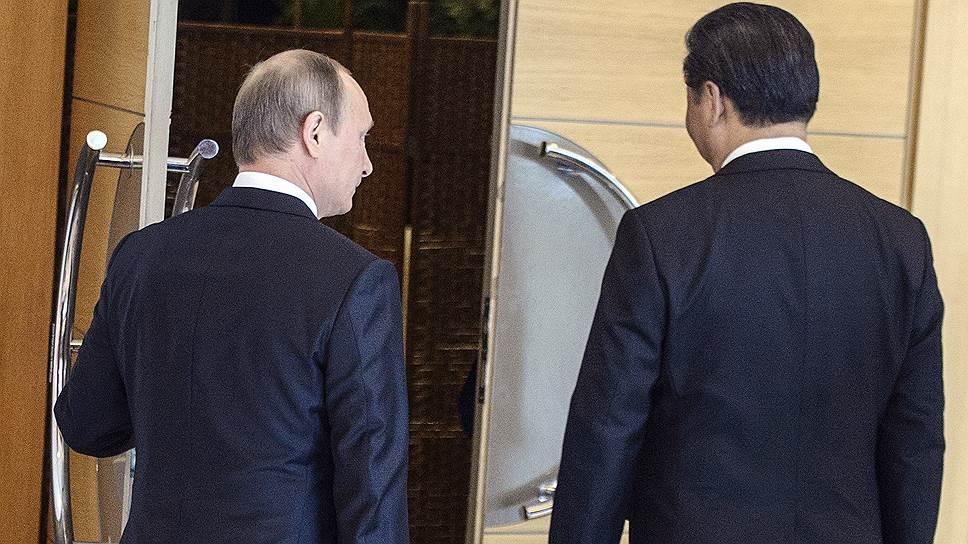 Скорый пояс «Москва—Пекин» / Отношения между Россией и Китаем станут как Шелковые