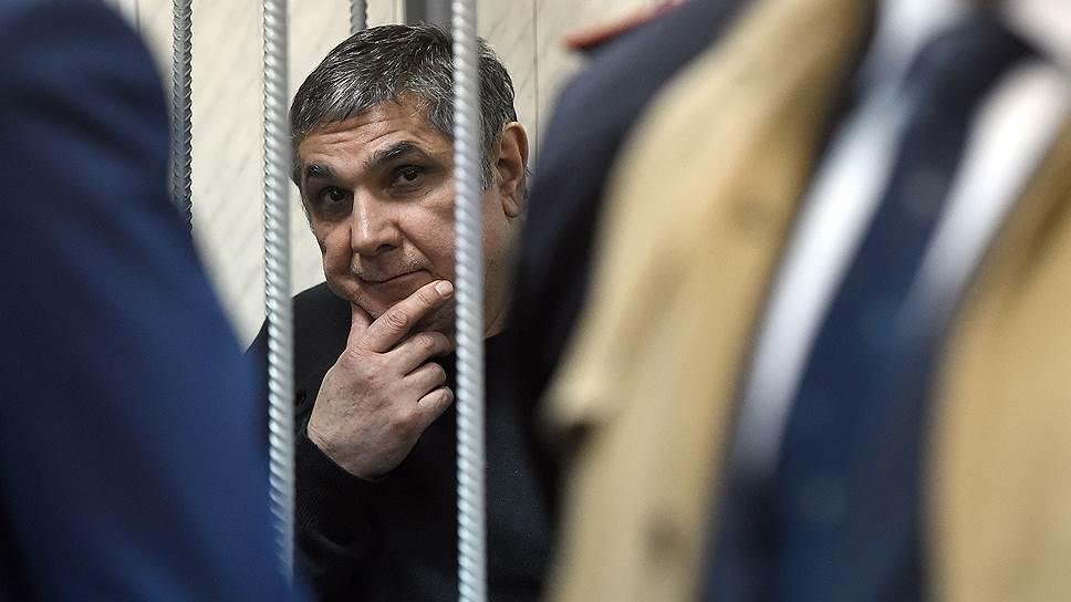 ФСБ выстроила схему уголовного преследования Шакро Молодого