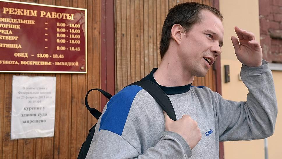 Ильдар Дадин оценил свое пребывание в заключении в 5 млн руб.