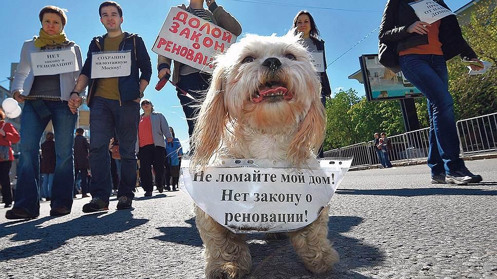Как жители Москвы подтвердили свой живой интерес к программе реновации