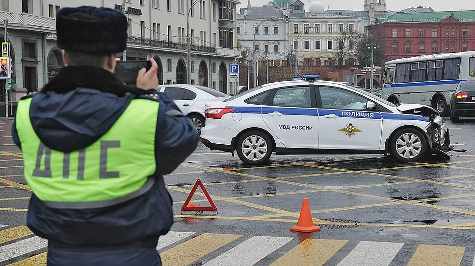 В МВД предлагают добавить параметров в описание аварий
