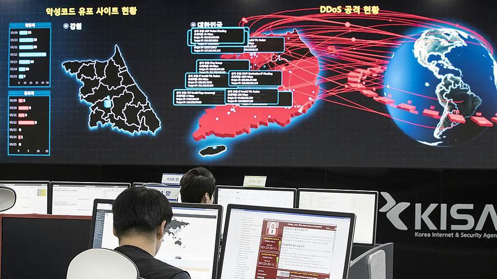 В хакерской атаке WannaCry обвиняют КНДР и программистов из американских спецслужб