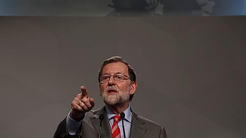 Правительство Испании обвинило каталонцев в попытке уничтожения правового государства // Официальное мнение