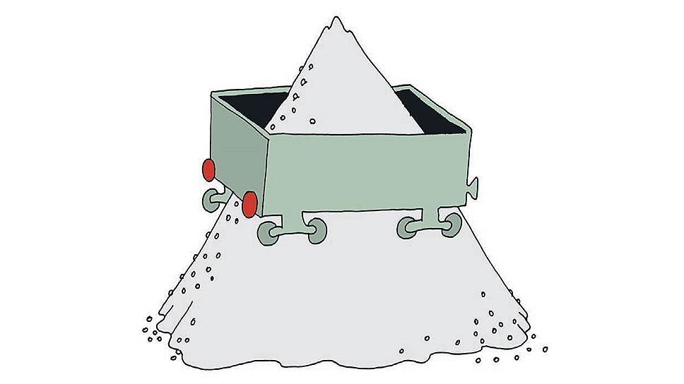Почему в мае у производителей технической соли возникли проблемы с доставкой продукции до покупателей