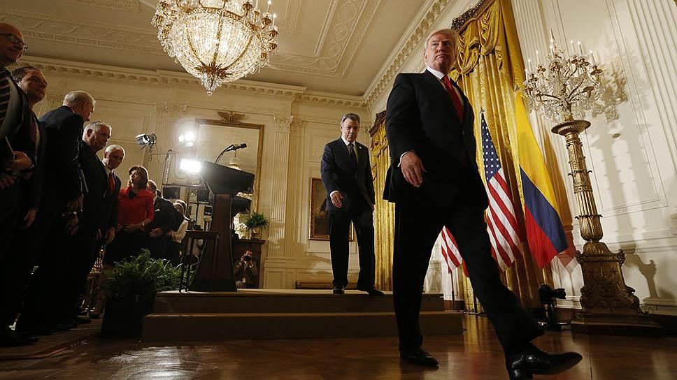 Как Дональд Трамп готовился сокращать бюджетный дефицит одновременно с налогами